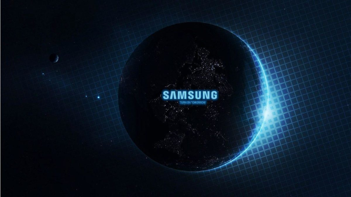Wallpapers For > Samsung Galaxy S2 Logo Wallpaper