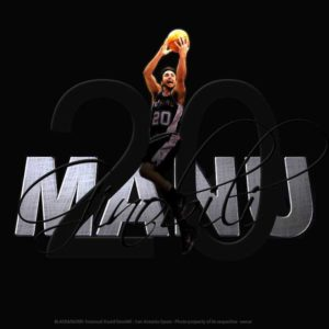 download San Antonio Spurs Fans Wallpapers 20 Manu Ginobili – San Antonio …