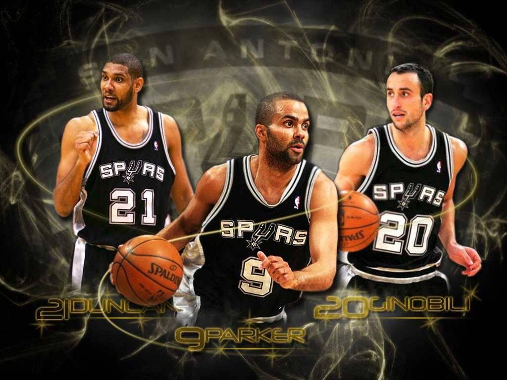 San Antonio Spurs Fans Wallpapers BIG 3 – San Antonio Spurs Wallpaper