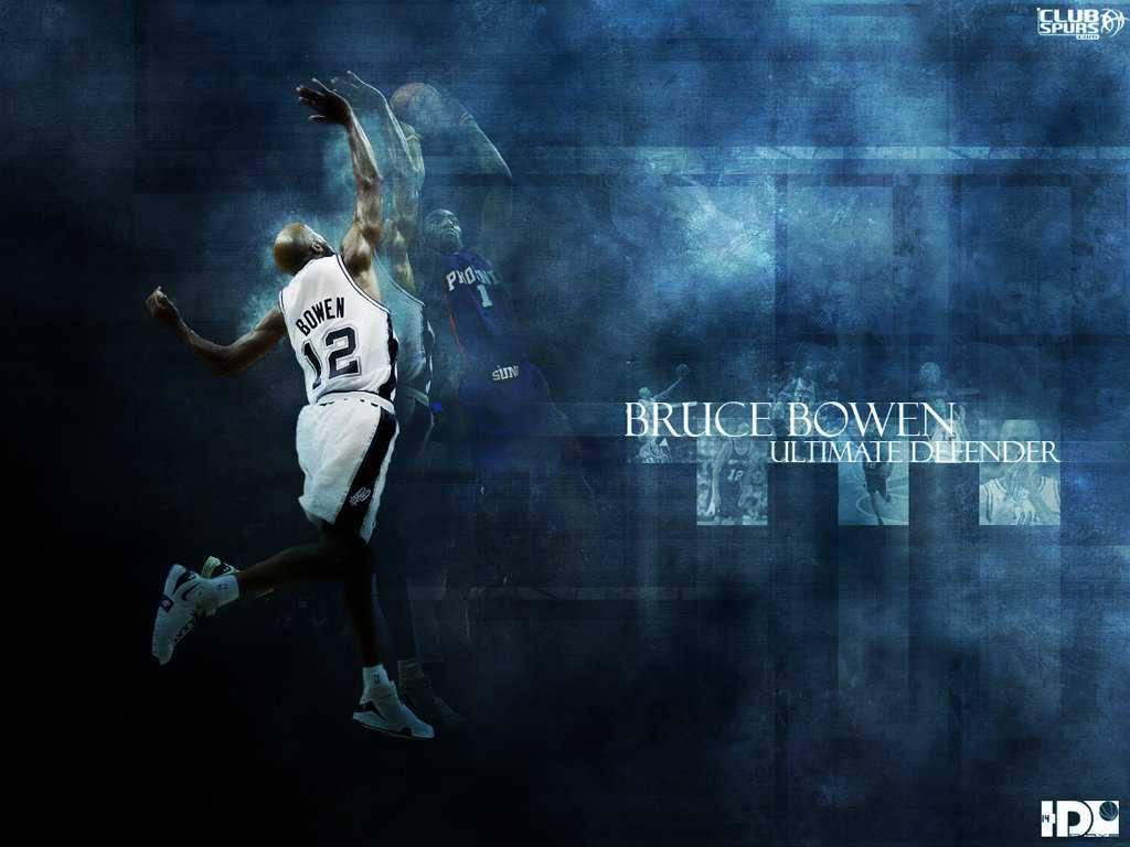 San Antonio Spurs Fans Wallpapers Bruce Bowen – San Antonio Spurs …