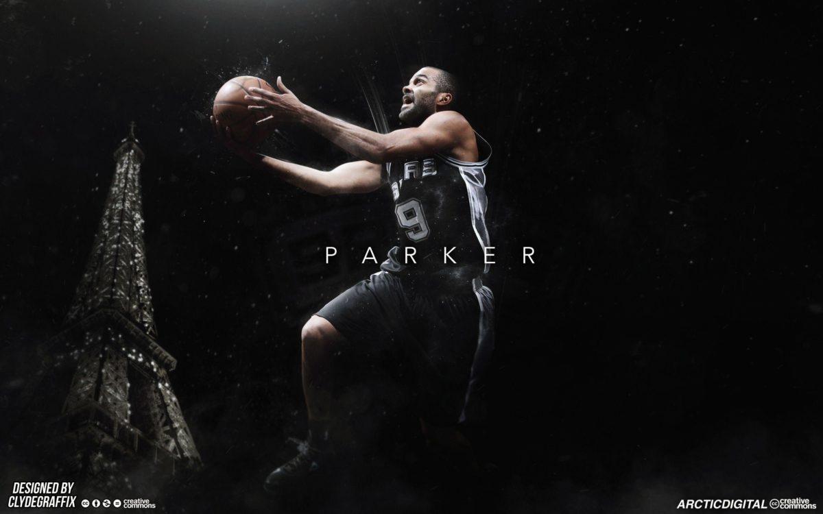 Tony Parker San Antonio Spurs 2015 Wallpaper | Basketball …