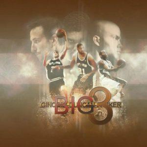 download San Antonio Spurs Big 3 Widescreen Wallpaper | Basketball …