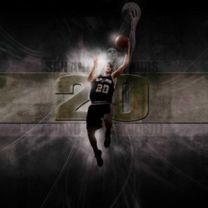 download San Antonio Spurs Fans Wallpapers Lay up Manu Ginobili – San …