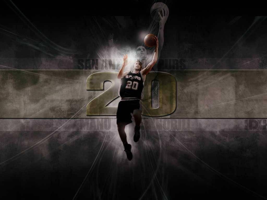 San Antonio Spurs Fans Wallpapers Lay up Manu Ginobili – San …