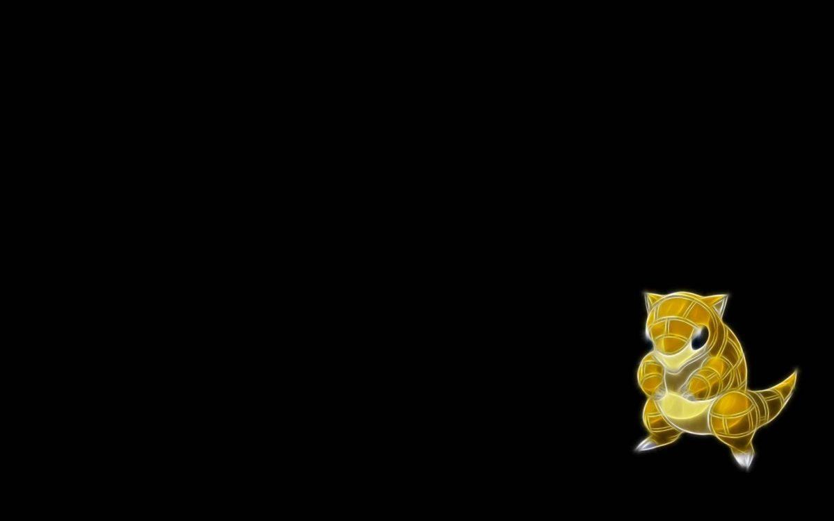 Pokemon Sandshrew – WallDevil