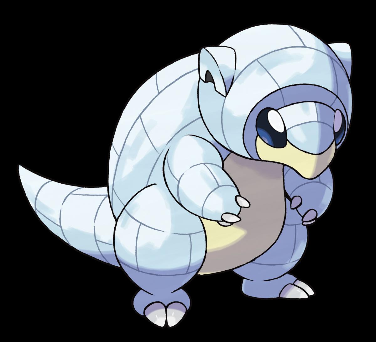 Alolan Sandshrew (Ice/Steel) | Pokémon Sun & Moon | Pinterest …