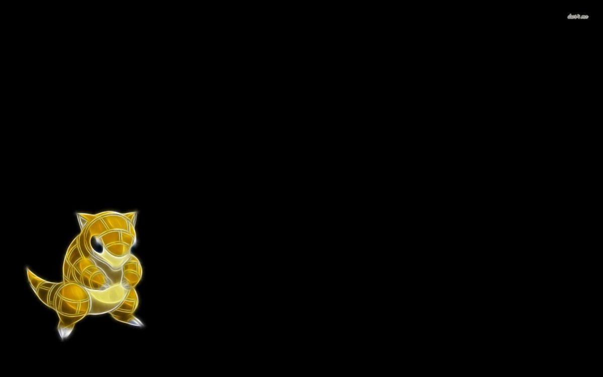 Sandshrew – Pokemon – WallDevil
