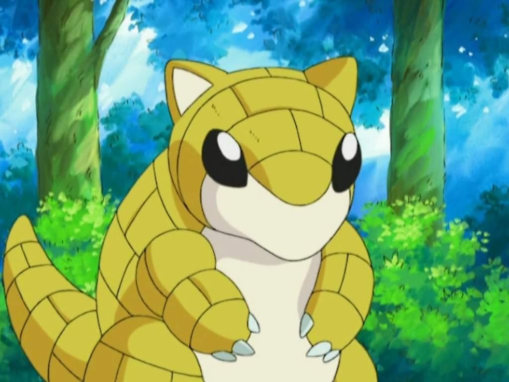 Pokémon ABC (S) Sandshrew | Pokémon Amino
