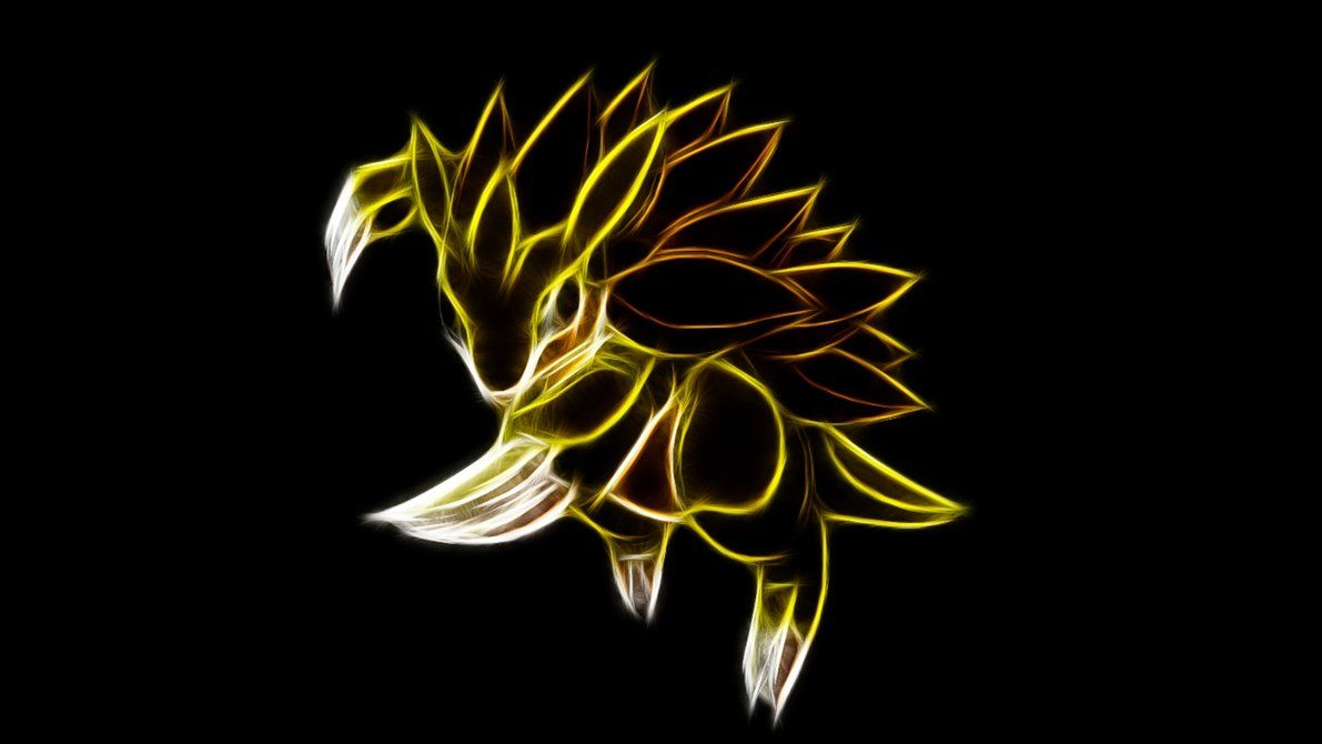 Sandslash by TheBlackSavior on DeviantArt
