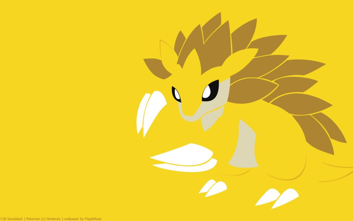 Sandslash Pokemon HD Wallpaper – Free HD wallpapers, Iphone …