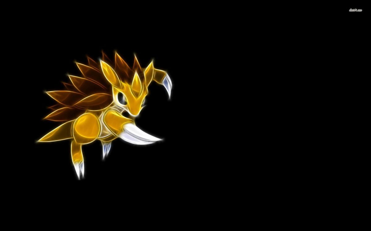 Sandslash – Pokemon – WallDevil
