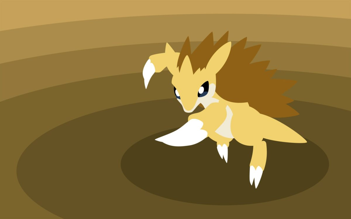 Pkmn 028 Sandslash by Senzune on DeviantArt