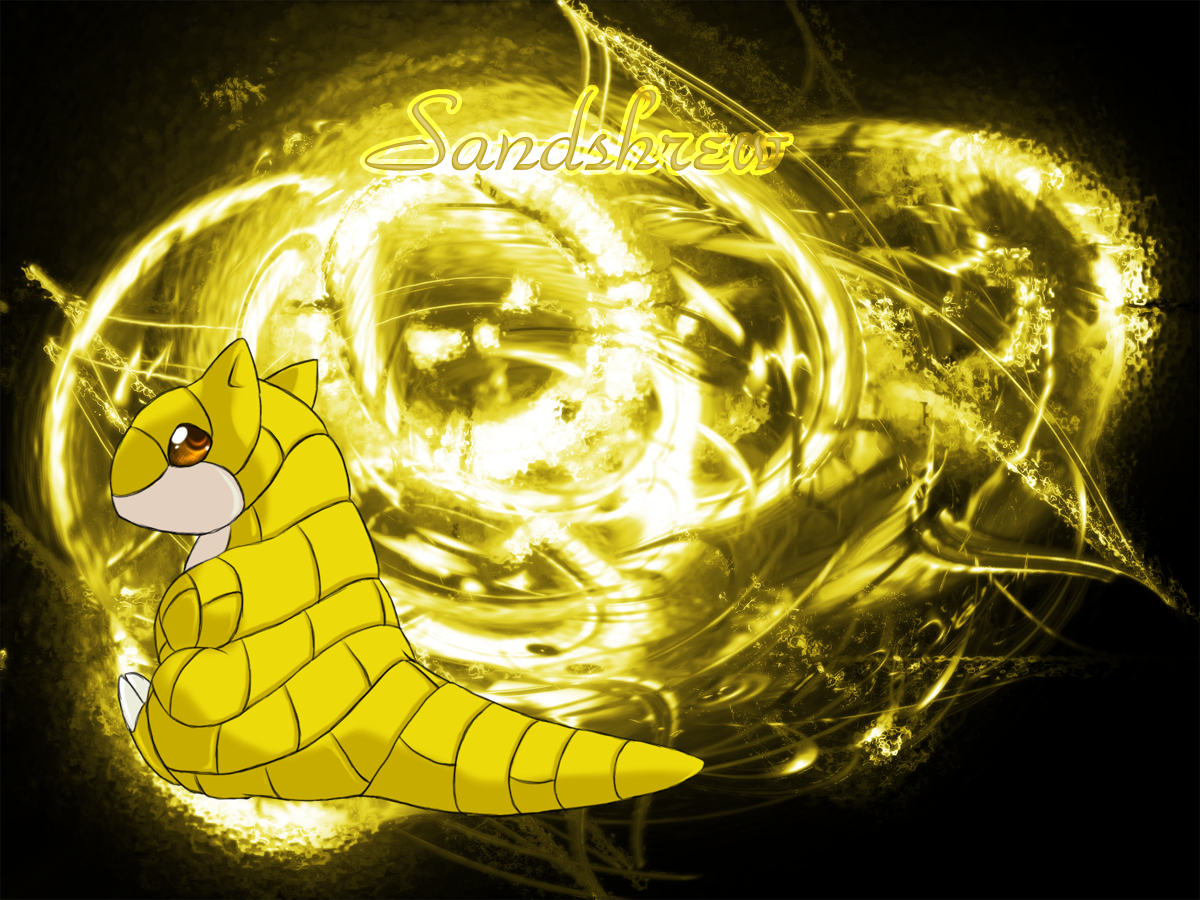 Sandshrew Wallpaper Hd