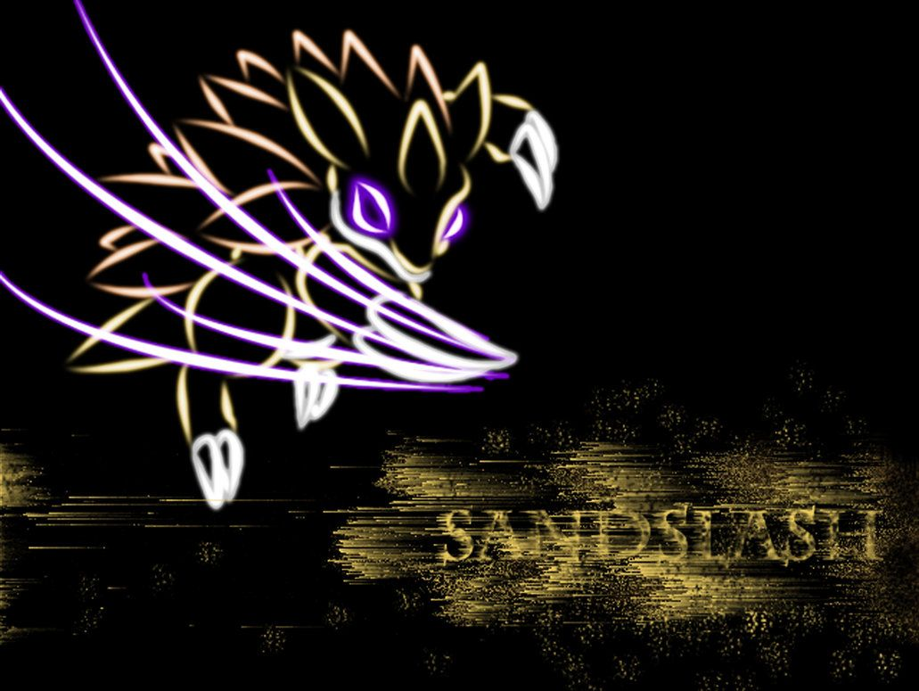 Sandslash Wallpaper by buckheadgar on DeviantArt