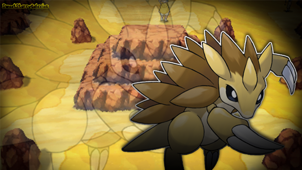Sandslash Wallpaper (Pokemon) by SweetStarryGalaxies on DeviantArt
