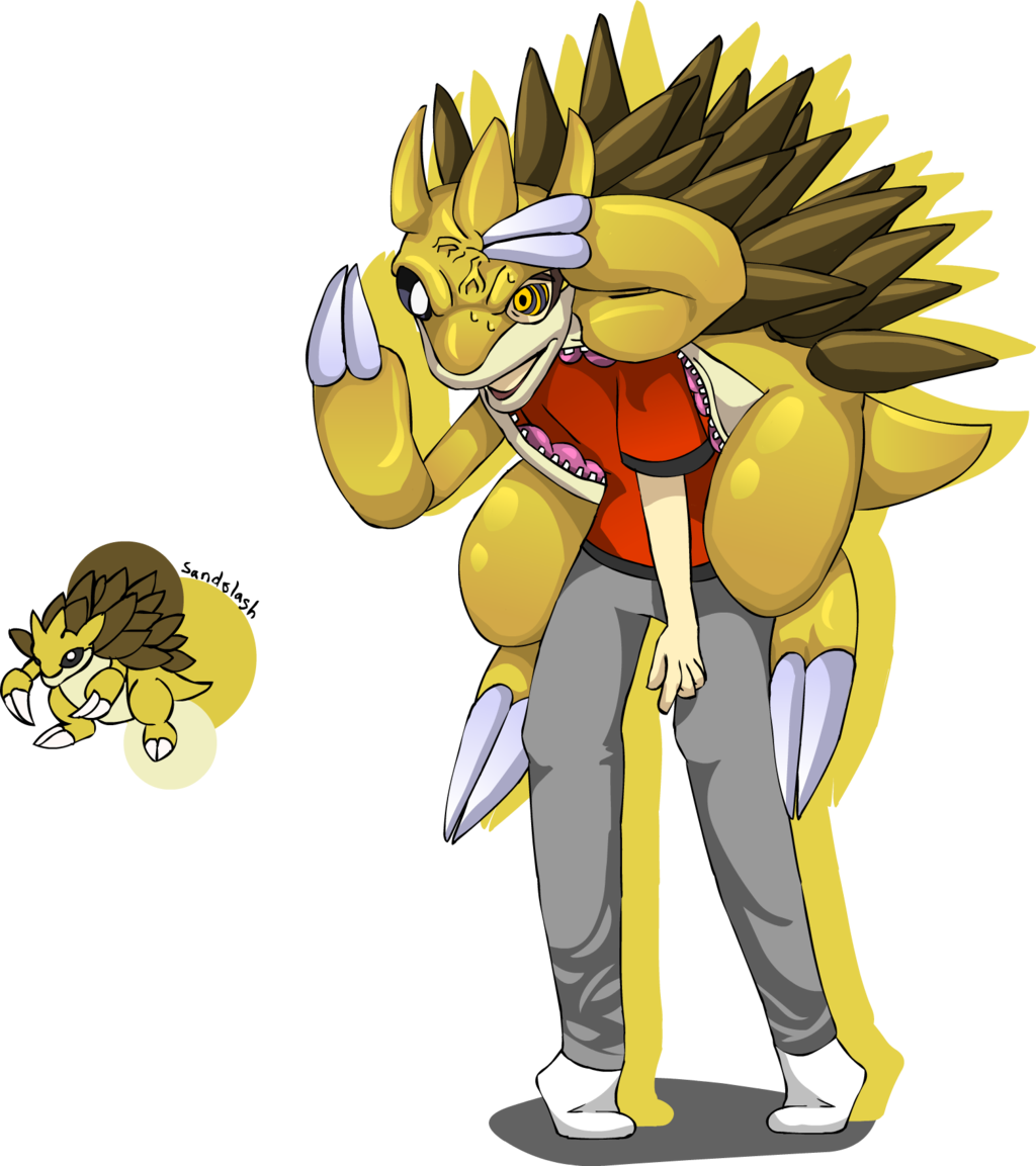 TF Quickie: Sandslash by Nearu-Senpai on DeviantArt