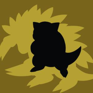 download Sandslash Evolution Line Minimalism by PikachuIsUber on DeviantArt
