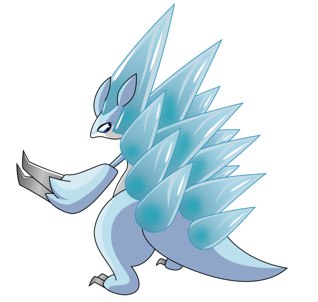 Alolan Sandslash by Em-Breon on DeviantArt