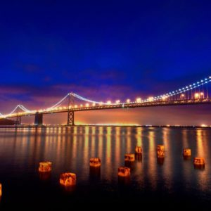 download San Francisco Nights Wallpapers | HD Wallpapers