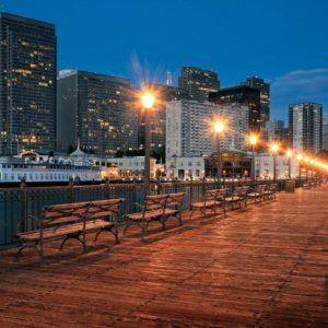 download HD San Francisco Pier Wallpaper | Download Free – 108252