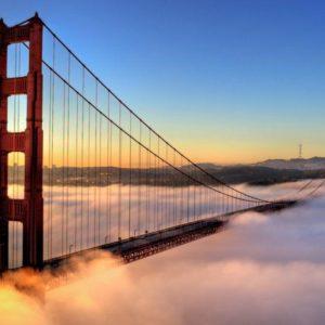 download Astounding Golden Gate San Francisco US HD Wallpaper Wallpaper,
