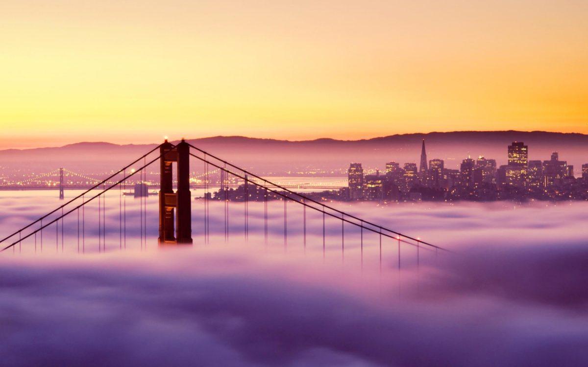 Fog In San Francisco | Wallpaper pics