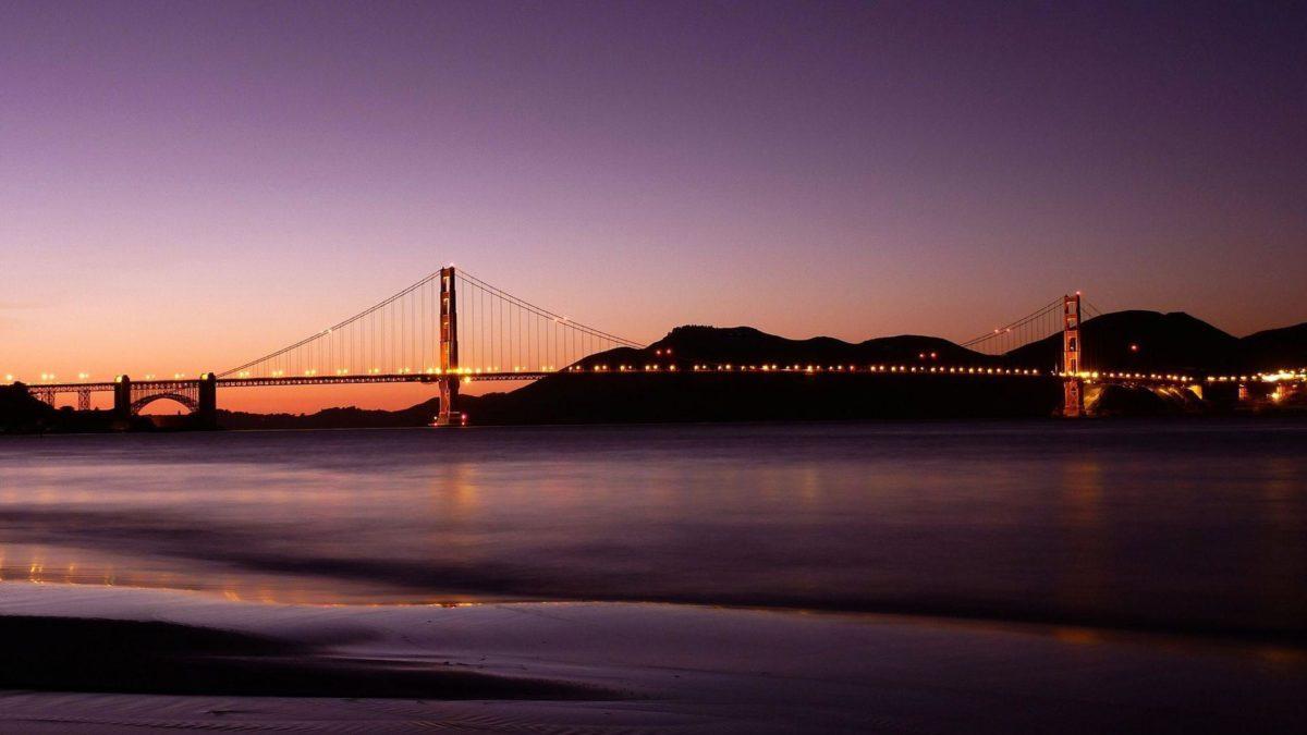 Golden Gate Bridge Wallpaper Hd wallpaper – 1129007