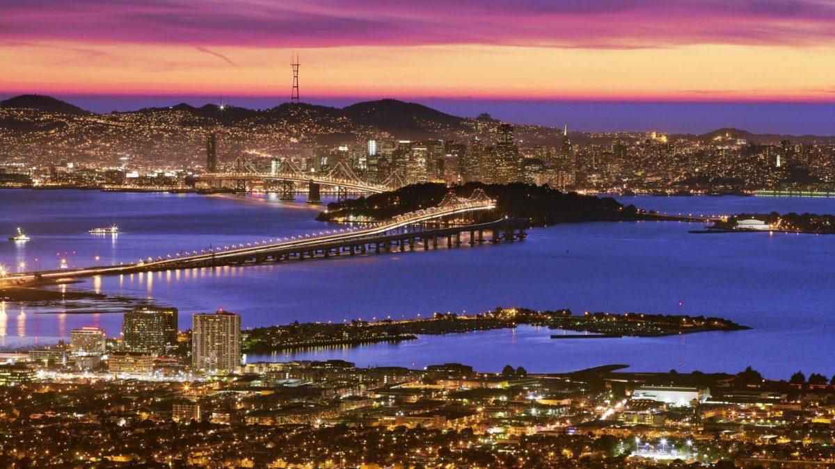 San Francisco At Dusk – HD Travel photos and wallpapers