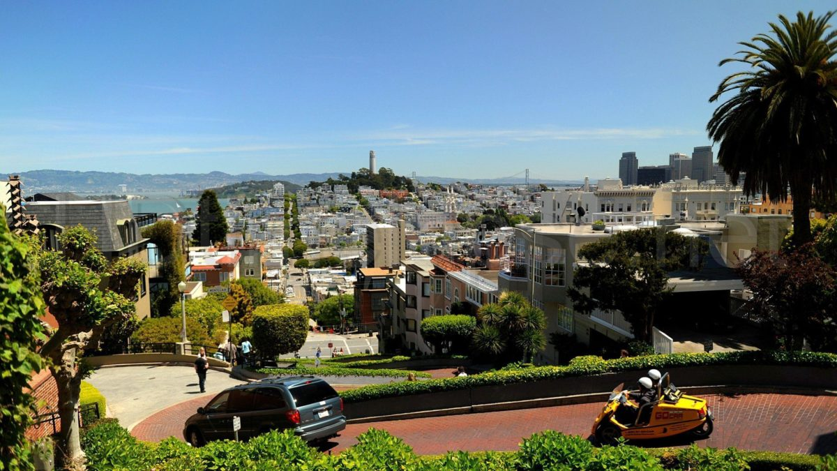 The Images of Streets Architecture San Francisco 2560×1440 HD …