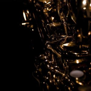 download Blue Saxophone Wallpaper – Viewing Gallery