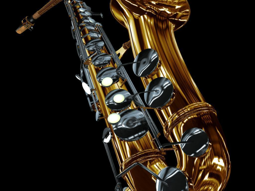 Images For > Alto Saxophone Wallpaper