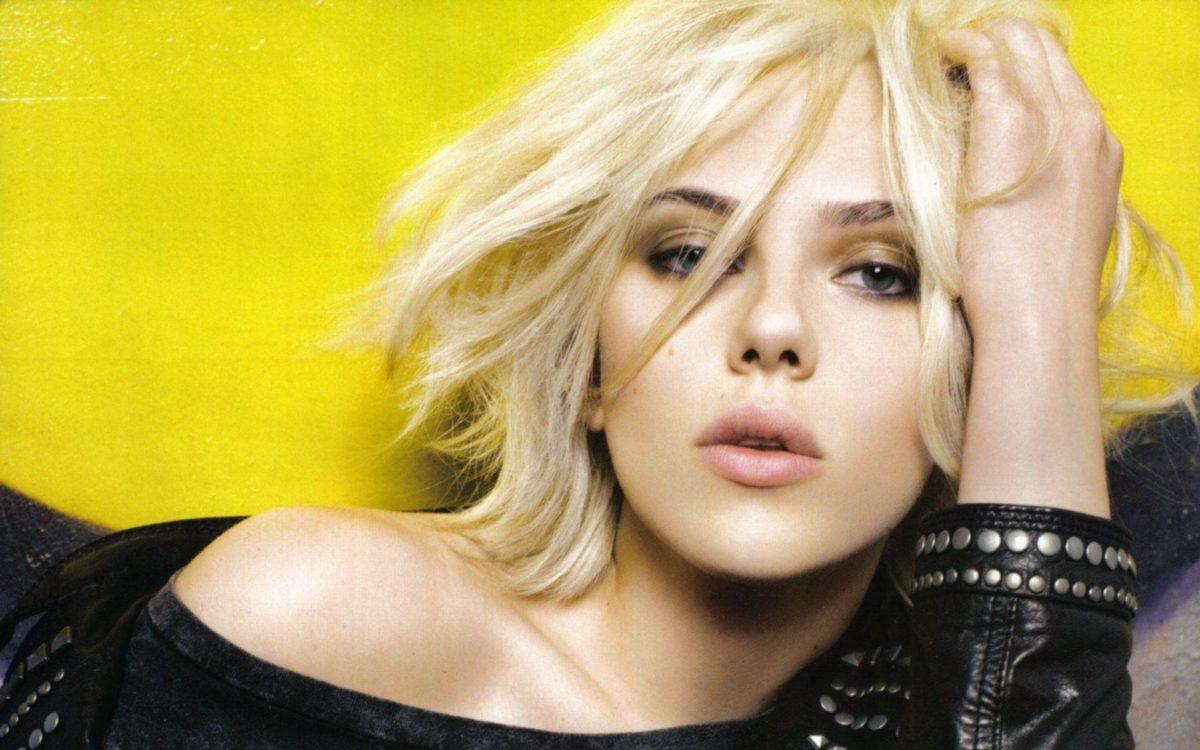 Scarlett Johansson Widescreen Wallpaper – Scarlett Johansson …
