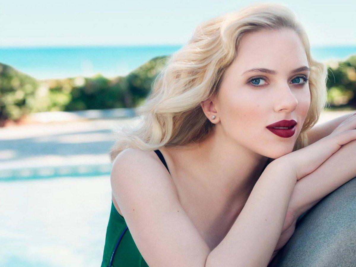 Scarlett Johansson Computer Wallpapers, Desktop Backgrounds …