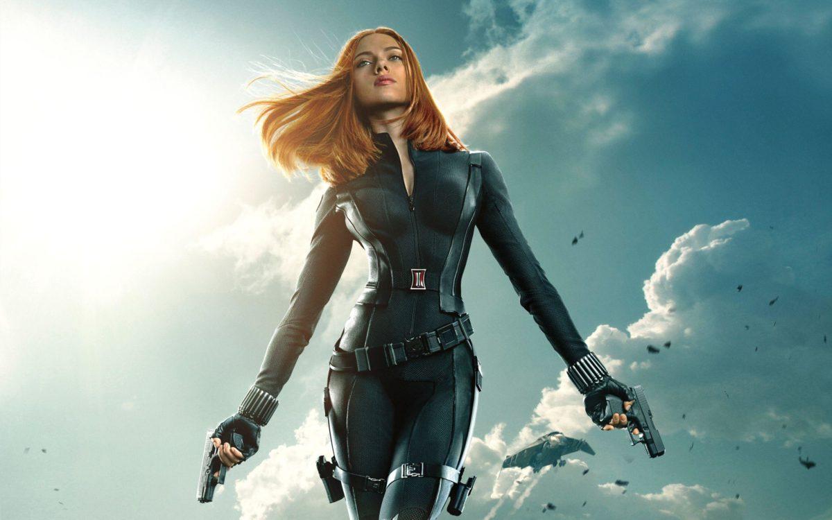 Scarlett Johansson Wallpaper Collection (44+)