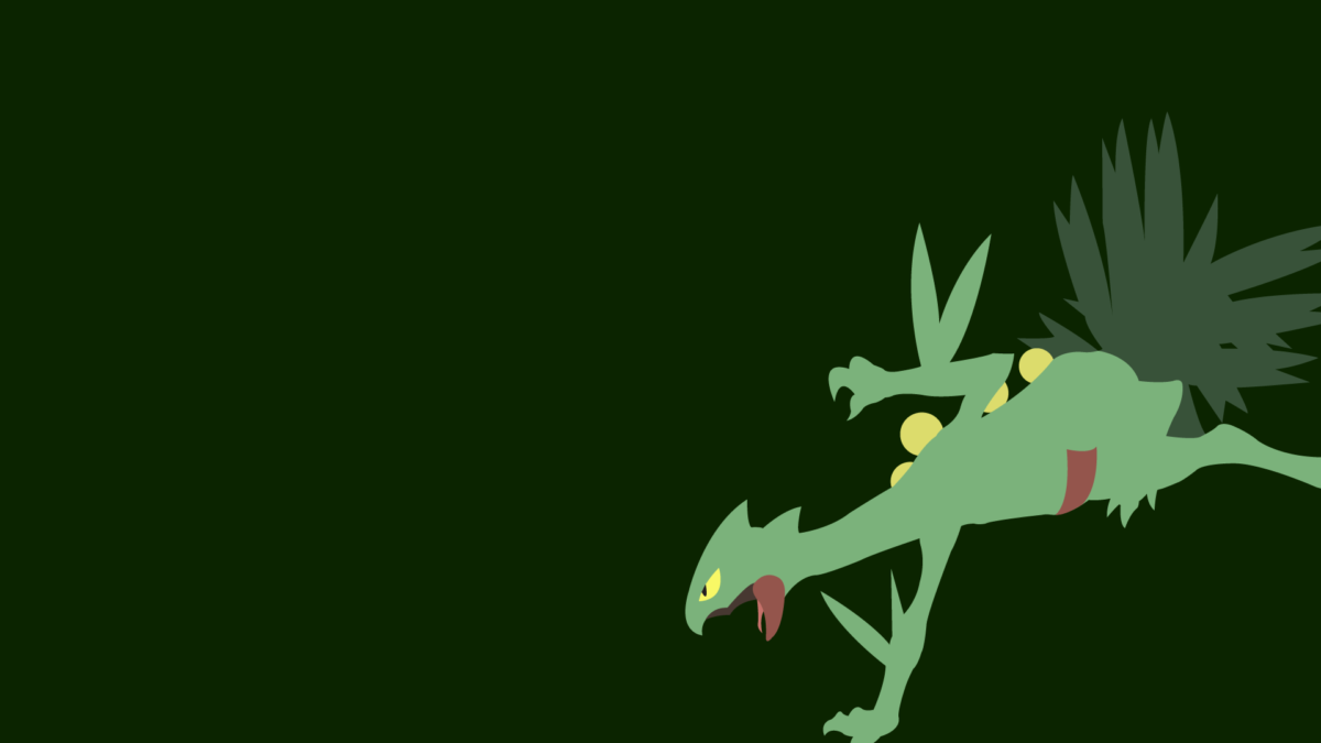 12 Sceptile (Pokémon) HD Wallpapers | Backgrounds – Wallpaper Abyss …