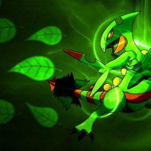 download Mega Sceptile by Aiyeee on DeviantArt