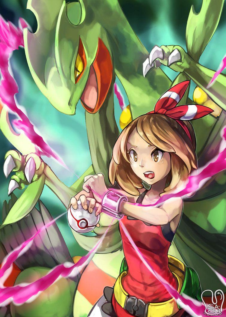 Omega Ruby and Alpha Sapphire images Pokemon : Mega Sceptile HD …