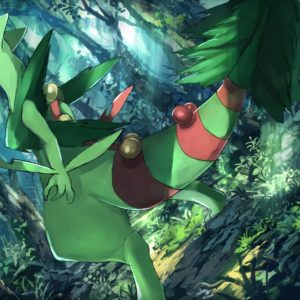 download Sceptile – Pokémon – Zerochan Anime Image Board