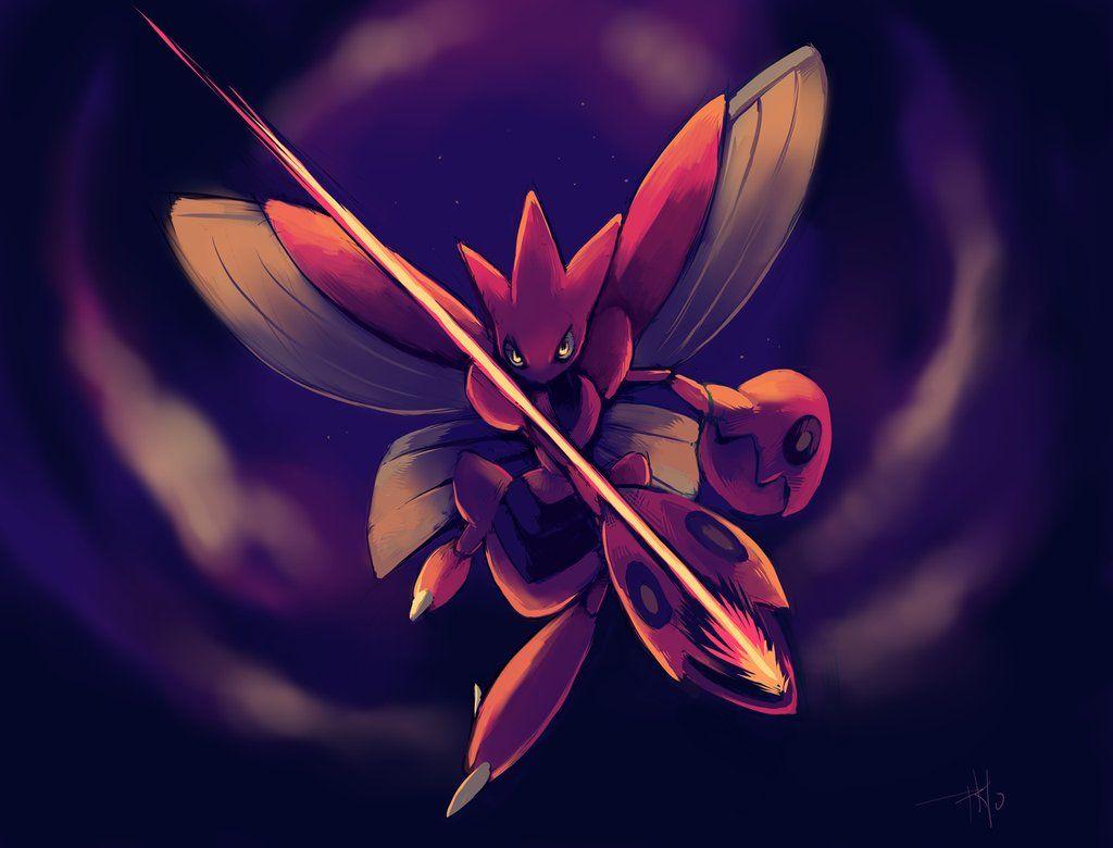 Night Slash | Pokémon | Know Your Meme
