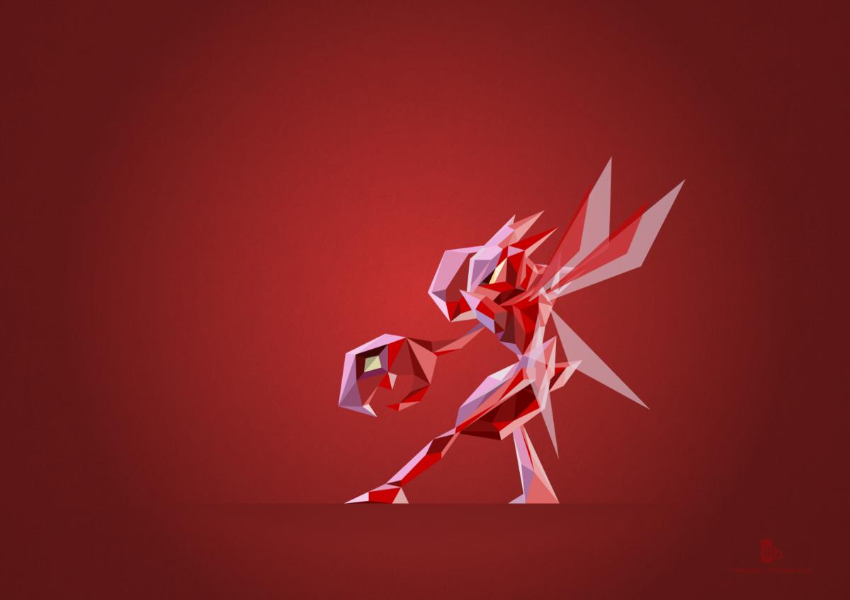 Polygon Pokemon (and more) – Album on Imgur