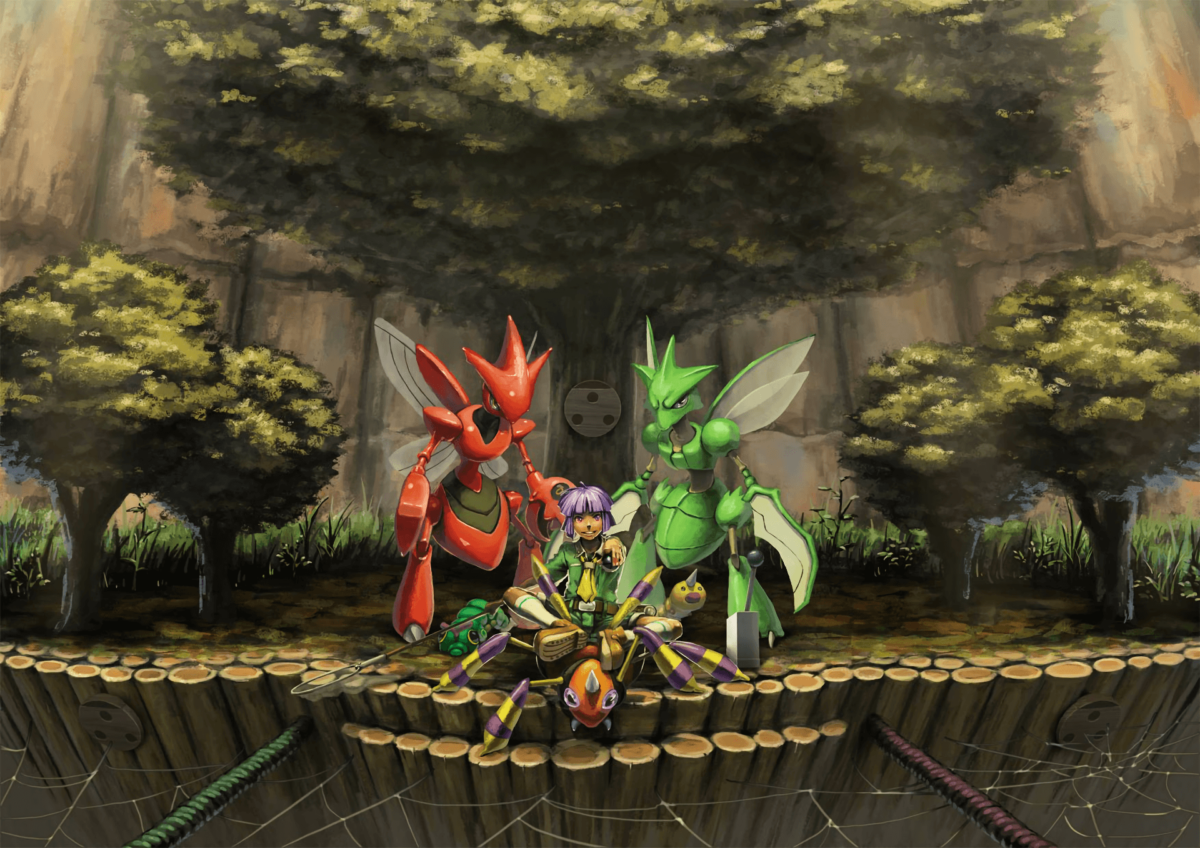 8 Scizor (Pokémon) HD Wallpapers | Background Images – Wallpaper Abyss