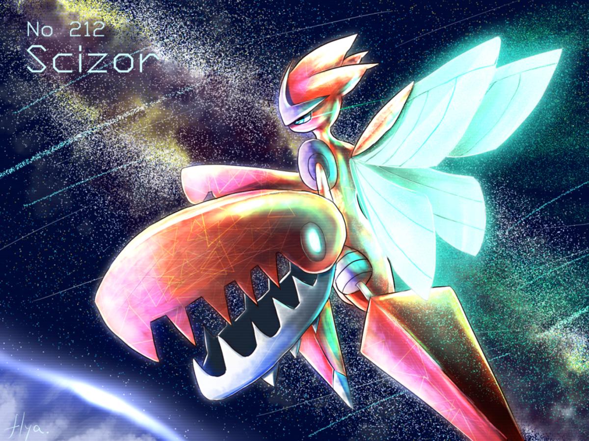 8 Scizor (Pokémon) Fondos de pantalla HD | Fondos de Escritorio …