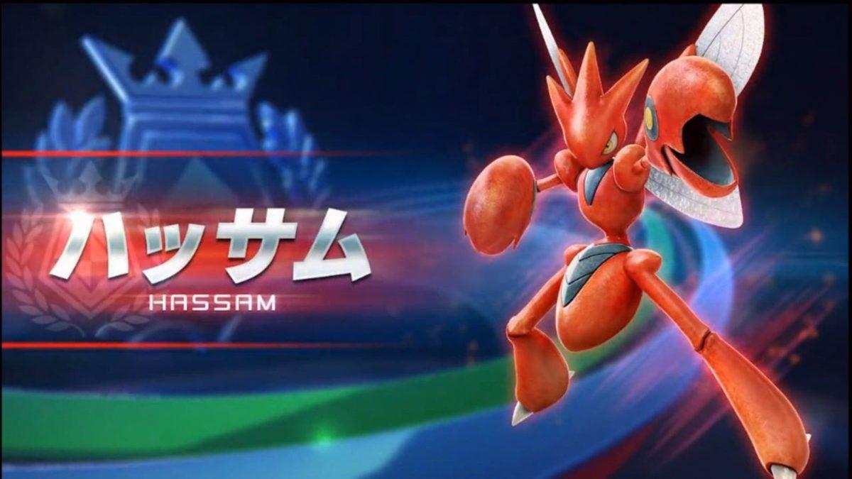 Pokken Tournament arcade adds Scizor – Nintendo Everything