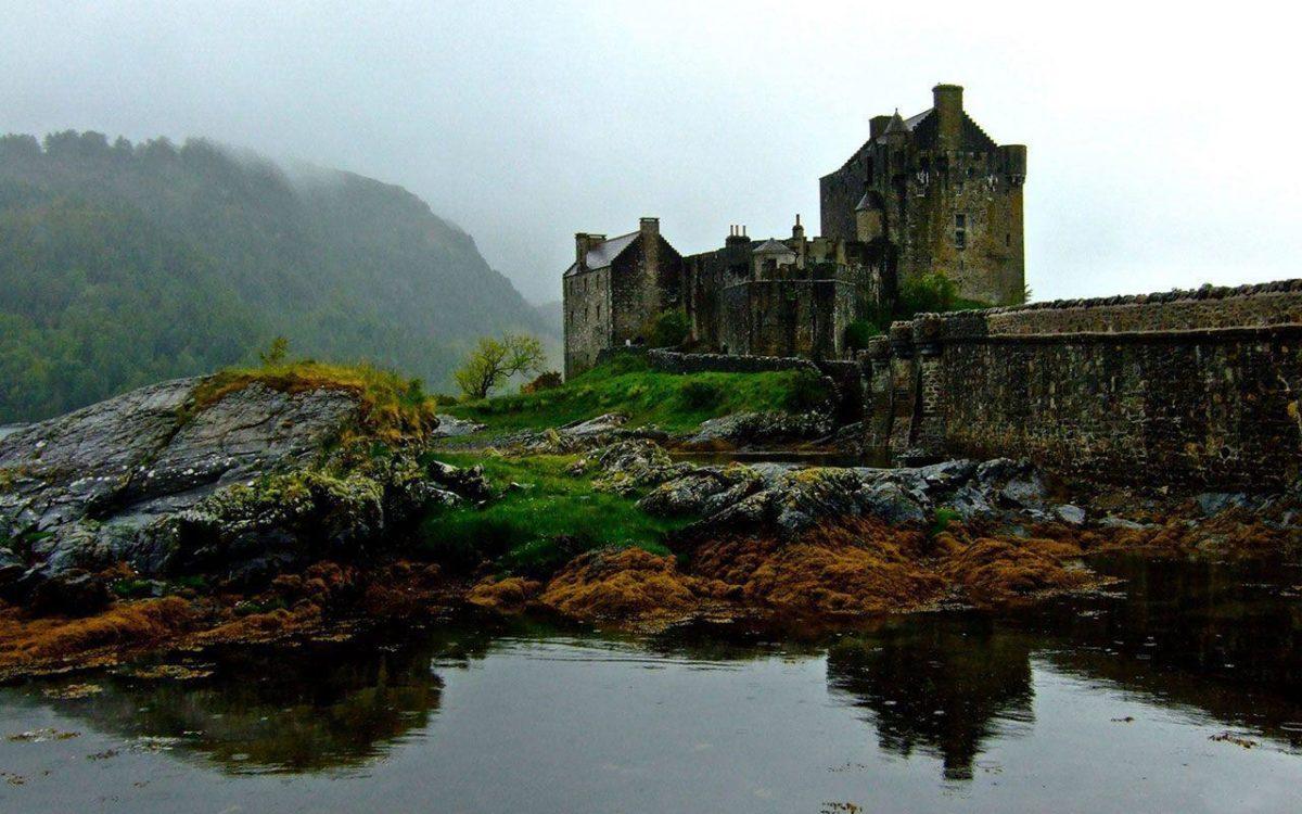 Scotland – wallpaper.
