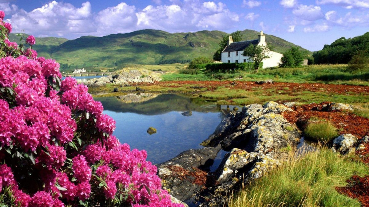 Scottish Landscape Wallpapers | Best Wallpapers