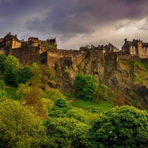 download History 4K Edinburgh Scotland Wallpaper   Free 4K Wallpaper
