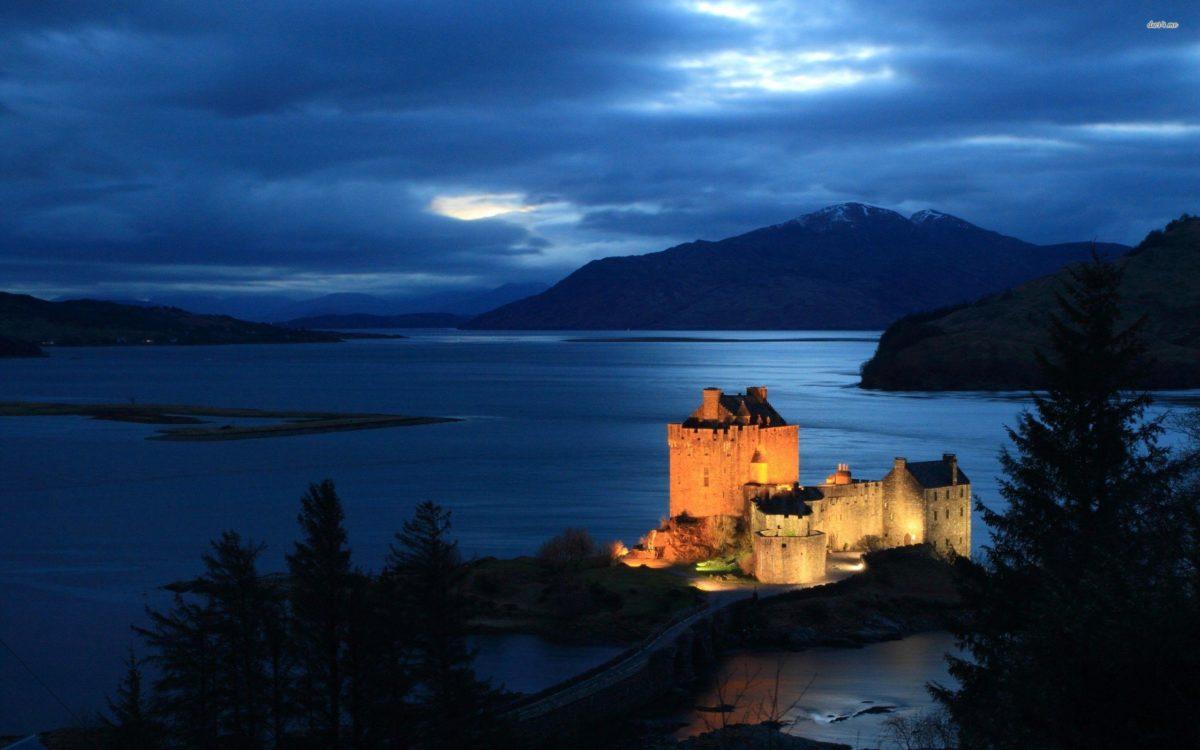 Computer Wallpaper Scottish Castles – WallpaperSafari