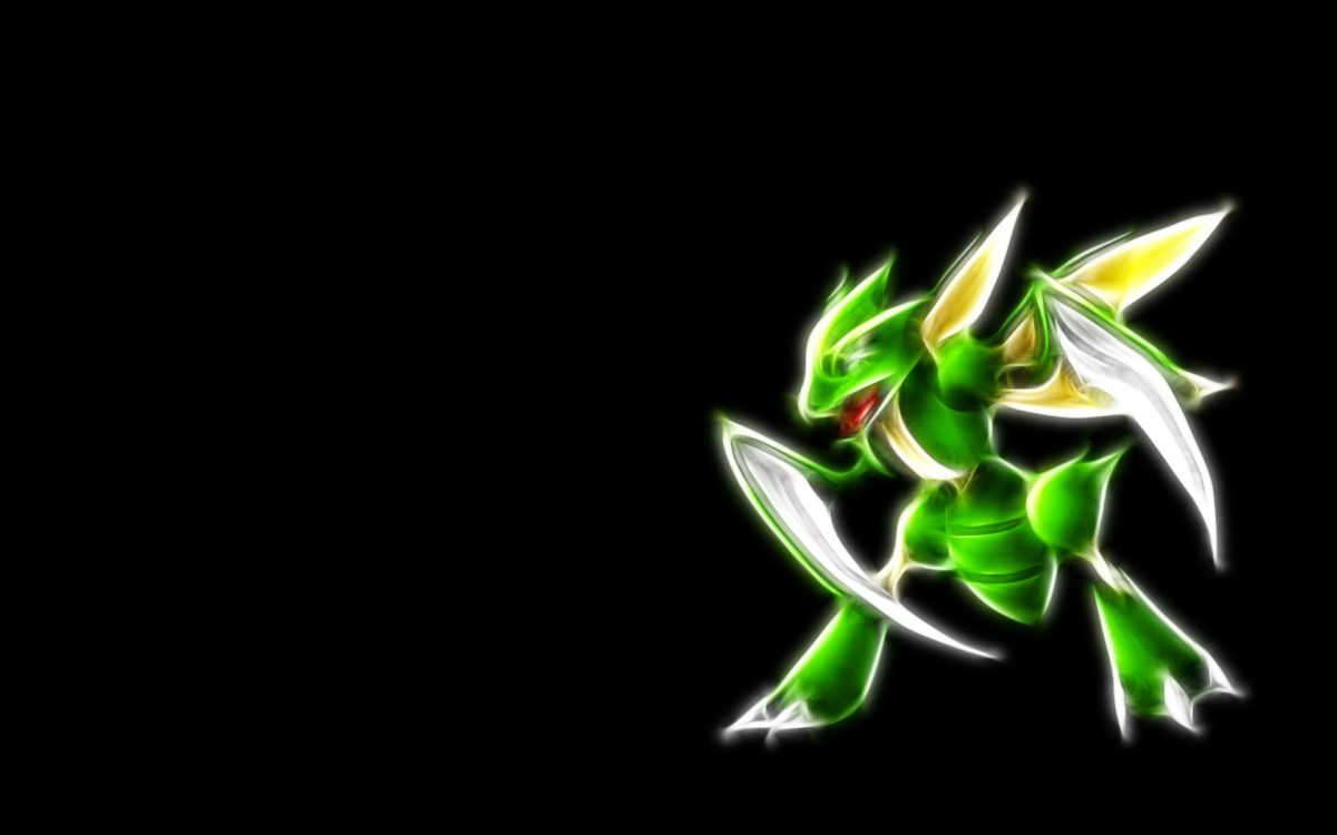 12 Scyther (Pokémon) HD Wallpapers | Background Images – Wallpaper …