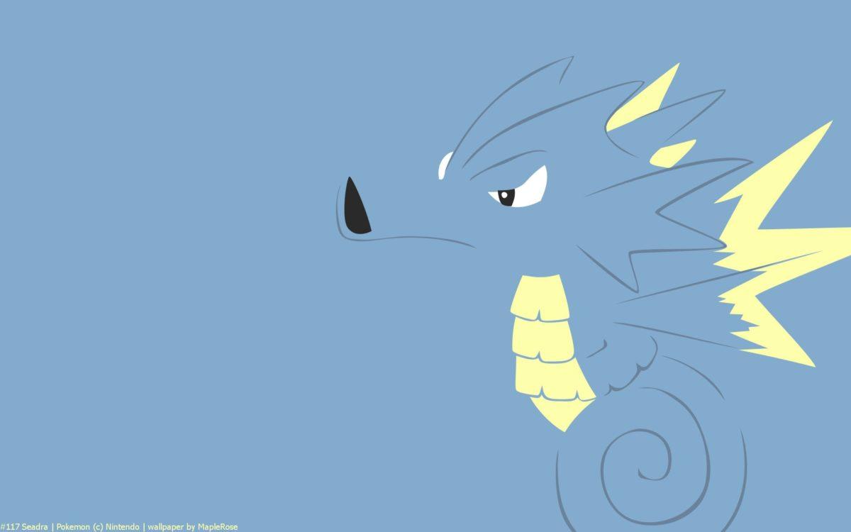 Seadra Pokemon HD Wallpaper – Free HD wallpapers, Iphone, Samsung …