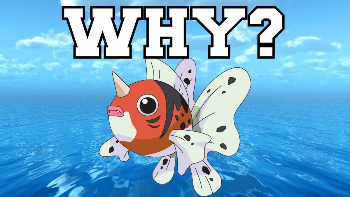Why Mega Evolve? #178 Seaking – YouTube